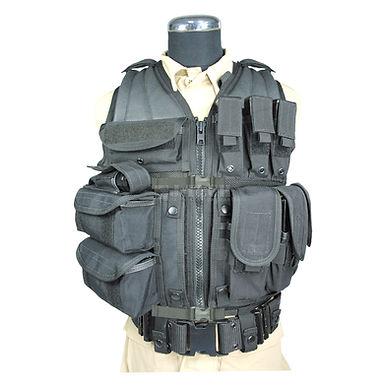 TAC-M7 A+ TACTICAL VEST MODEL-E