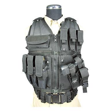 TAC-M7 A+ TACTICAL VEST MODEL-B