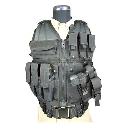 TAC-M7 A+ TACTICAL VEST MODEL-B