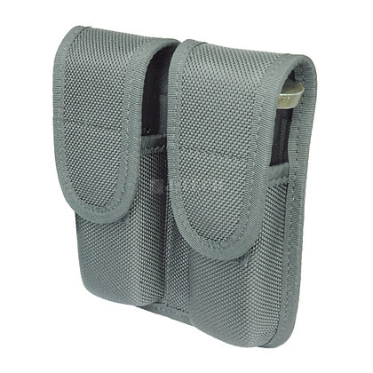 DUTY DOUBLE PISTOL  MAGAZINE POUCH
