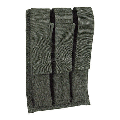ADJUSTABLE MOLLE 9mm MAGAZINE POUCHES / NBS-1x3