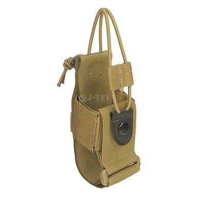 TAC MOLLE ADJUSTABLE RADIO POUCH