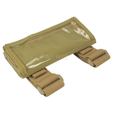 COLLAPSIBLE PERSONAL ID POUCH