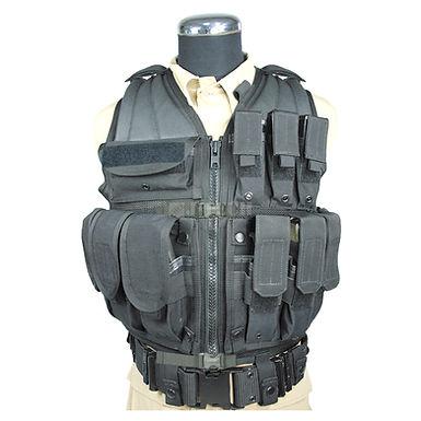TAC-M7 A+ TACTICAL VEST MODEL-G