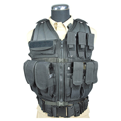 TAC-M7 A+ TACTICAL VEST MODEL-G