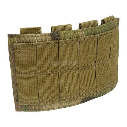 "MOLLE adapter plate ""Straight turn to horizontal"""
