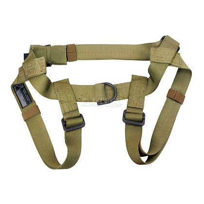 CHALLENGER RAPPELLING HARNESSES