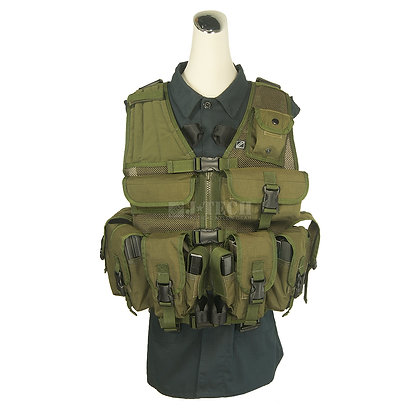 TAC-M7 TACTICAL RAPPELLING VEST
