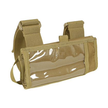 SNIPER ARM BAND MAP POUCH