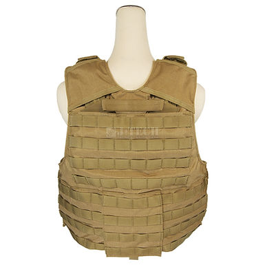 RAS QUICK RELEASE BODY ARMOR OUTER SHELL