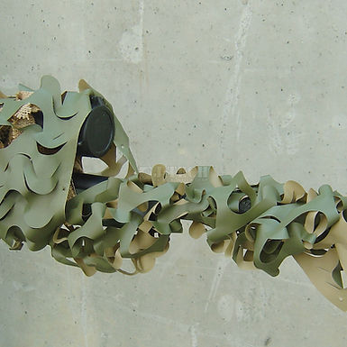 SNIPER CAMOUFLAGE MESH