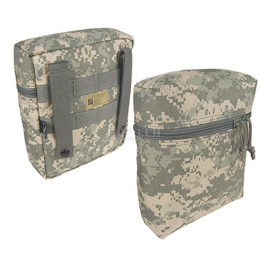HELMET SYSTEM HEADSET CARRYING POUCH