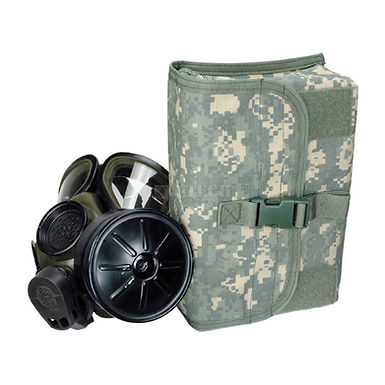 MOLLE GAS MASK POUCH / NBS