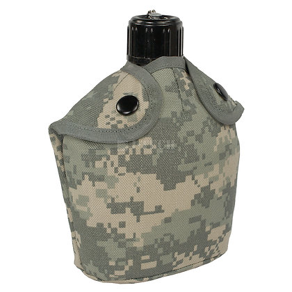 1QT CANTEEN POUCH/WITH BELT LOOP