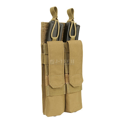 QUICK RELEASE MP-5 9MM MAGAZINE POUCH-1X2