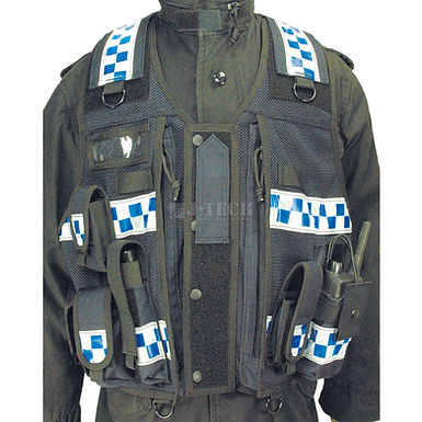 ANTI-RIOT POLICE DUTY VEST