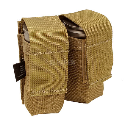 L.B.V.-III 40mm DOUBLE GRENADE POUCHES-1x2
