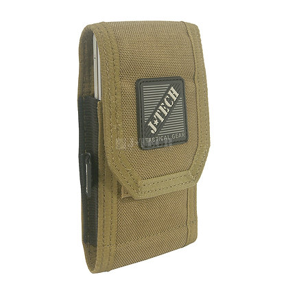 "5"" smartphone pouch - belt loop attachment"