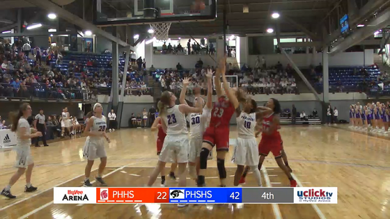Highlights from the Girls game featuring Park Hill South High School vs Park Hill High School on ope