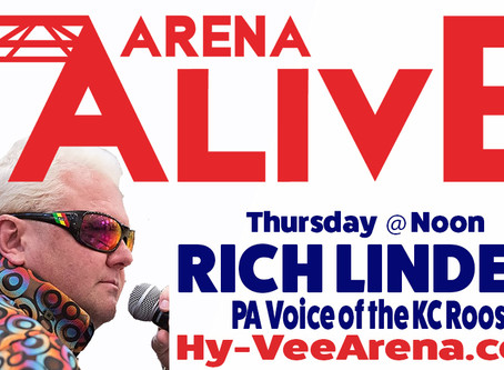 Arena Alive With Rich Linden