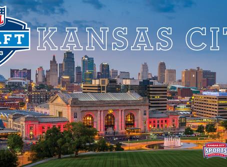 KANSAS CITY TO HOST 2023 NFL DRAFT