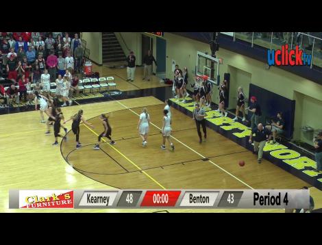 Highlights Benton vs Kearney at State Sectional