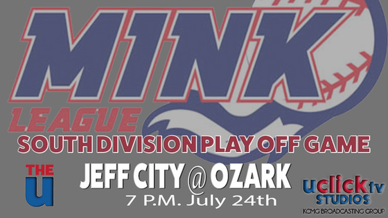 SOUTH DIVISION PLAY OFF GAME JEFF CITY @ OZARK