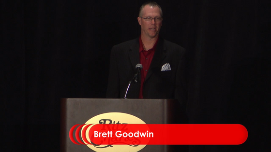 Benton's Brett Goodwin inducted Into The GKCBCA Hall A Fame