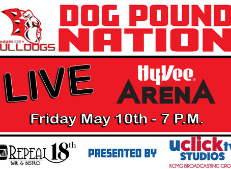 Dog Pound Nation Live Presented by Repeal 18th