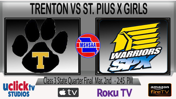 Girls Class 3 State Quarter Final will be a GRC vs MEC Match up