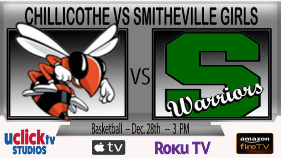 GIRLS CHILLICOTHE VS SMITHVILLE @ NCMC HOLIDAY HOOPS