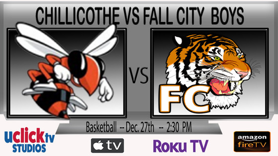 BOYS CHILLICOTHE VS FALL CITY @ BISHOP LEBLOND TOURNAMENT
