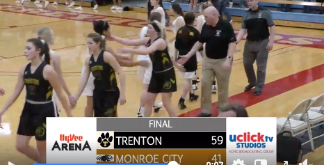 Highlights: Trenton Lady Bulldogs Move on to State Quarter Finals