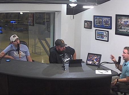 Steve Gardner the Co-Owner of Alumni Basketball League on Midwest Mic's this week