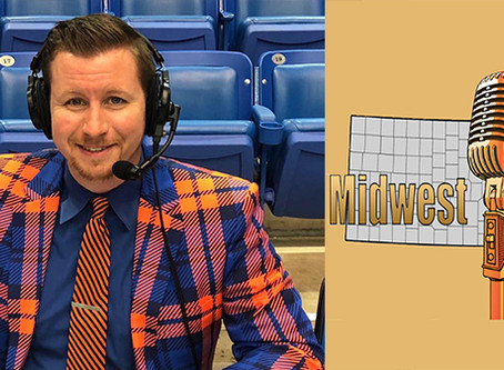 Voice of University of Texas at Arlington Josh Sours on Midwest Mic's