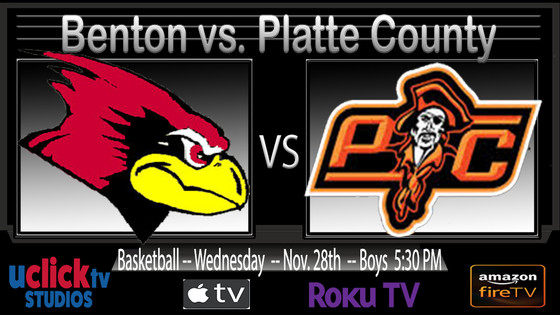 Watch Live Benton vs. Platte County Boys at Savannah Tournament