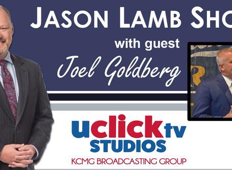 Fox Sports Host Joel Goldberg Visits UclickTv Studios @ Hy-Vee Arena