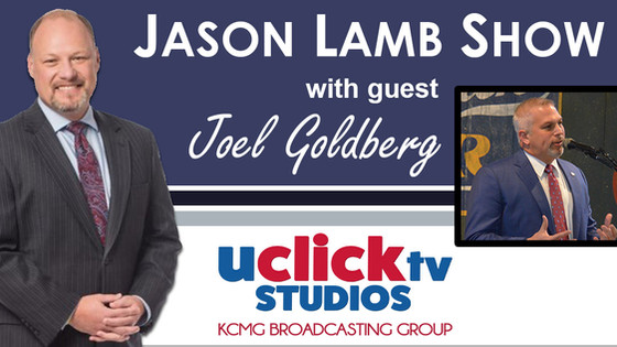 Fox Sports Host Joel Goldberg Visits UclickTv Studios @ Hy-Vee Arena