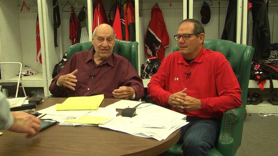 Sports Zone with Chuck Haney Guest Phil Willard
