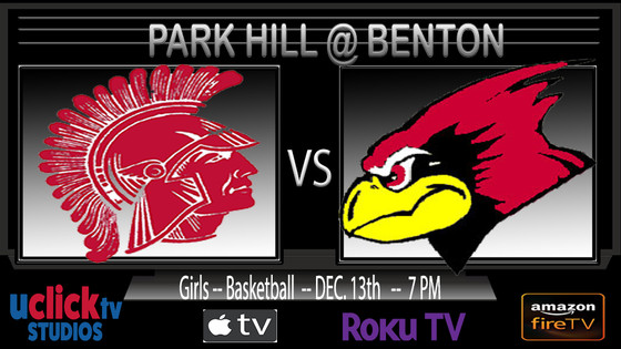 LIVE FROM THE SOUTH SIDE PARK HILL VS BENTON