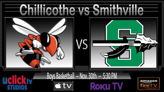 Boys Basketball Chillicothe vs Smithville at Savannah Tournament