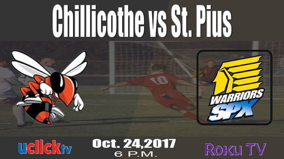 Chillicothe vs St. Pius Face Off At  Center Circle Live Tonight at 6 P.M.
