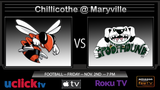 Watch Live: Football Chillicothe @ Maryville