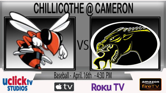 Baseball Chillicothe vs Cameron