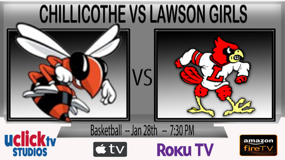 GIRLS CHILLICOTHE @ LAWSON