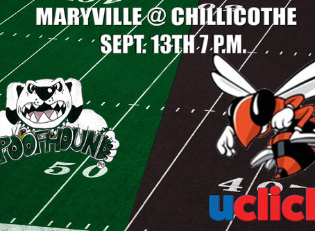 FOOTBALL: MARYVILLE @ CHILLICOTHE