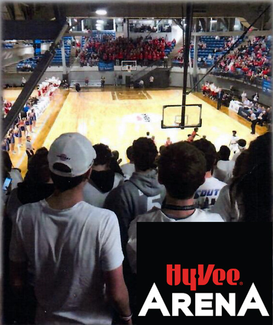 Coaches Sign Up Now, Hy-Vee Arena High School Basketball Game Of The Week