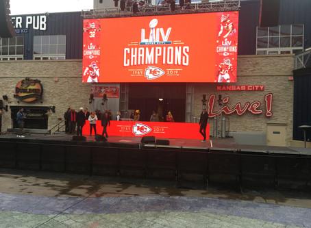 Kansas City celebrates Super Bowl win with Champions Parade Press Conference