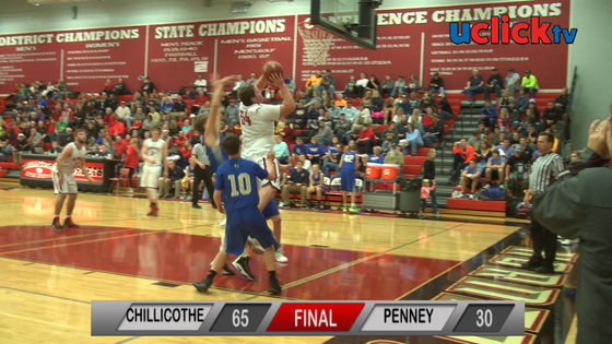 BOYS HIGHLIGHTS: PENNEY @ CHILLICOTHE