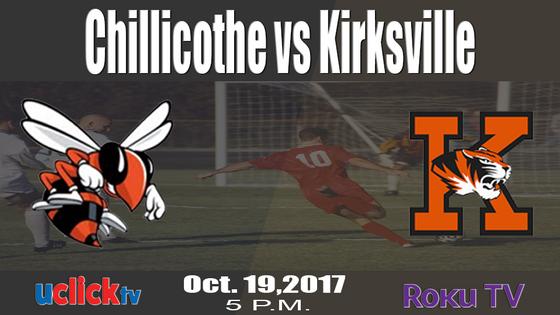 Witch live Soccer Chillicothe vs Kirksville